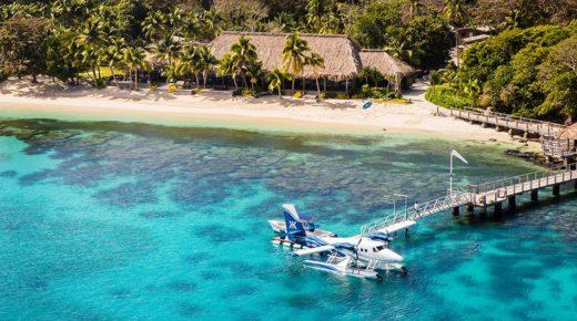 Csak most lefoglalhatja ezt a teljes fantasztikus Fidzsi-szigetet , éjszakánként 150 000 dollárért(45 millió ft-ért)