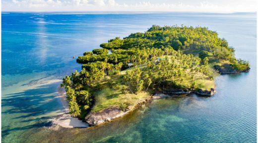 Átadja a természet védelmét – Ez a gyönyörű 32 hektáros magánsziget Fidzsi-szigeteken hamarosan aukcióra válik