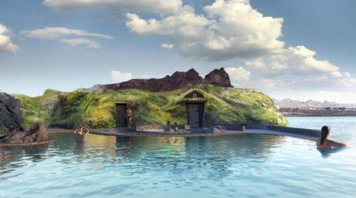 Izland legújabb lagúnája a közeljövőben nyit!