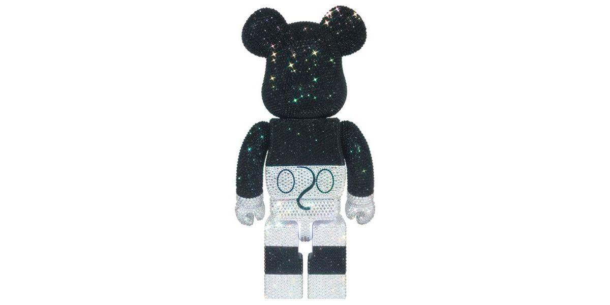 Mickey-Mouse-Bearbrick-Swarovski-Crystals-2