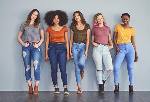 average-height-for-women