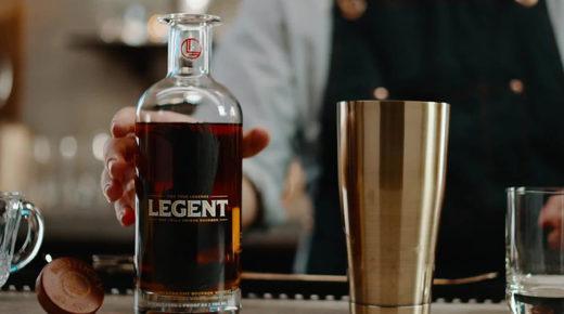 A Jim Beam a japán nyelvet Legent Bourbonnal fordítja