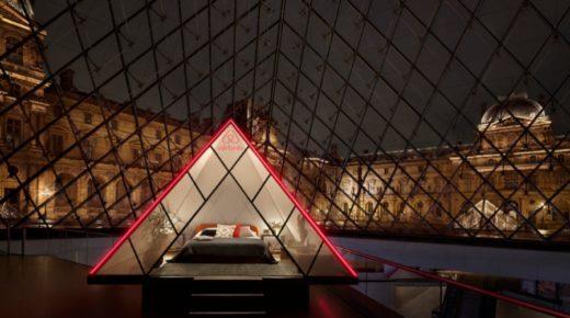 Tölts egy éjszakát a Louvreban