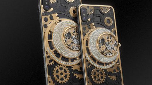 252 gyémántos Iphone