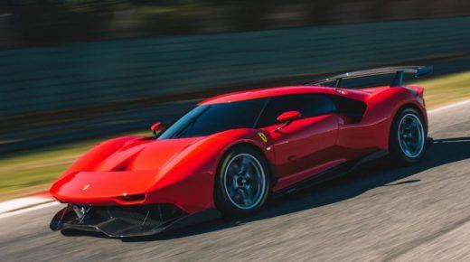 A '60-as évek prototípusai inspirálták a legújabb Ferrarit
