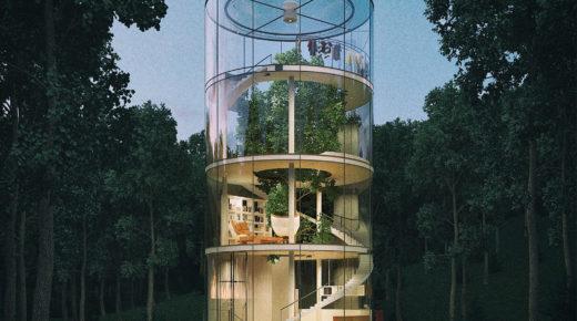 Dizájn és környezetvédelem egyben – Fa a házban