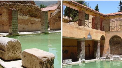 A 2000 éves fürdő