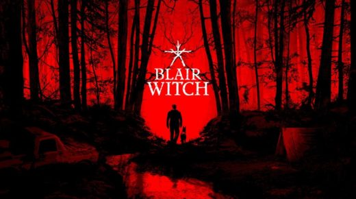 BLAIR WITCH-et streamel a The VR
