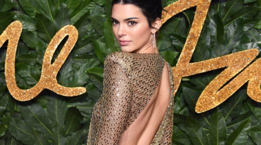 Kendall Jenner a világ legjobban fizetett modellje