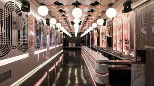 Gyönyörű titkos bár Malagában