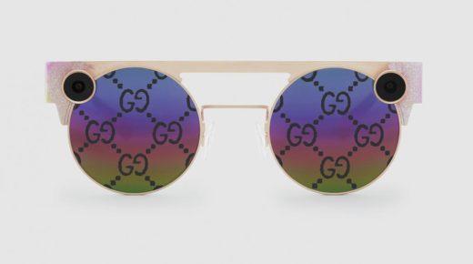 Limitált kiadású Snapchat x Gucci okosszemüveg