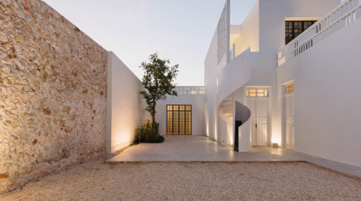 Elképesztő a hagyományos mexikói építészet modernizálva