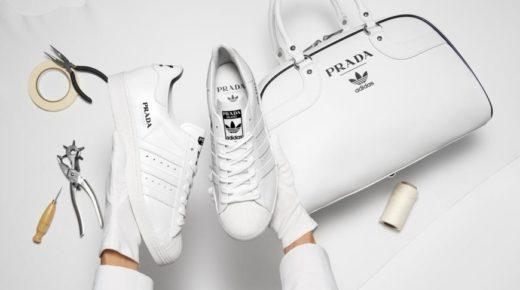 A várva várt Adidas x Prada végre megérkezett