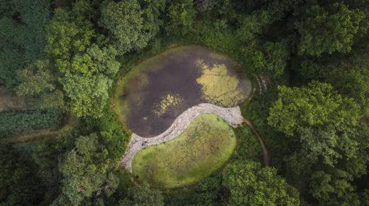 Csodálatos drónfelvételek a világ különböző részeiről