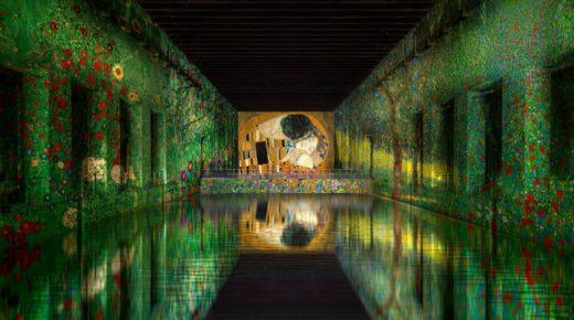 A tengeralattjáró-bázis egy modern művészeti központtá válik