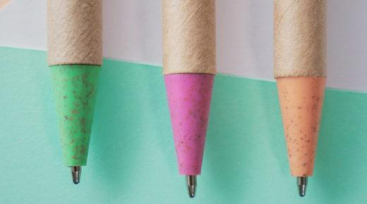 Eco Pen Club – a jövő fenntartható papíráruja