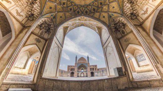 Irán legősibb épületei