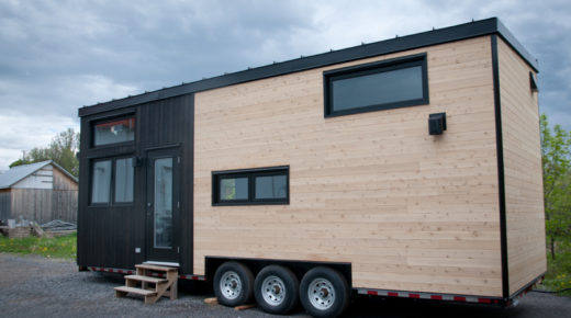 A legapróbb minimalista ház