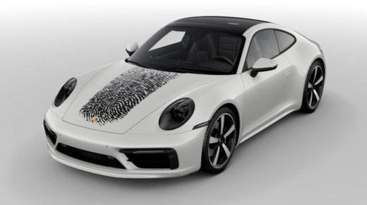 A Porsche bejelentett egy egyedi testreszabási lehetőséget