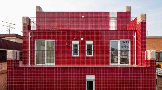 Minecraft ihlette épület Szöulban