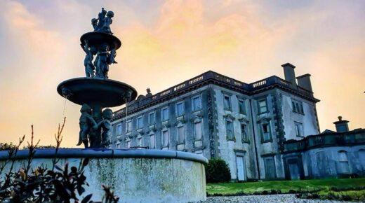 Gazdag szellemek, ördögűzés és maga a Sátán története – Írország leginkább kísértetjárta kastélya eladó