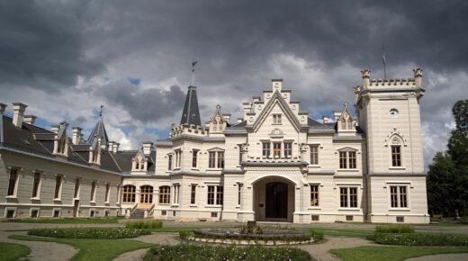 Ez a magyar kastély a vámpíros filmek kedvenc forgatási helyszíne