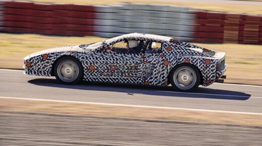 A Ferrari Testarossa ütősebb lesz, mint valaha