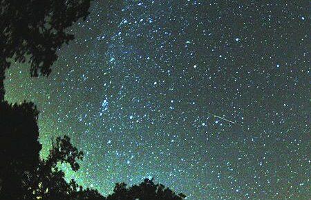 Hatalmas meteor Magyarország felett