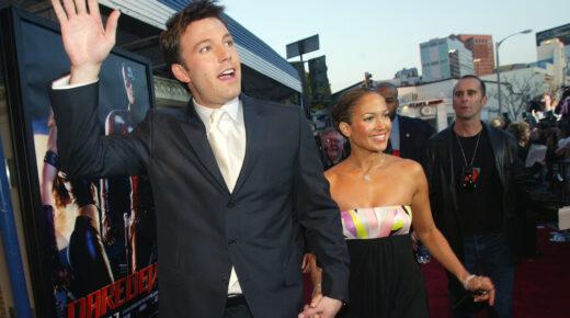 Most már semmi kétség: közös fotón a randizó Jennifer Lopez és Ben Affleck