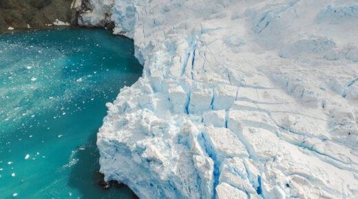 Gyorsabban töredezik az Antarktisz gleccsereit védő selfjég