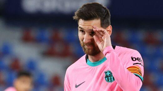 Csökken Messi fizetése, elhagyja a Barcelonát