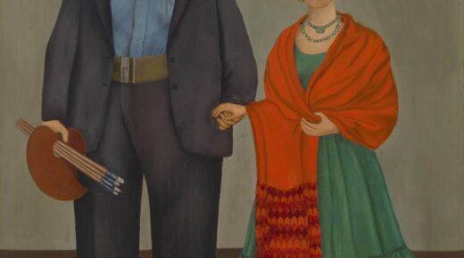 Aki már életében a festményeiben élt – Frida Kahlo kegyetlen őszintesége
